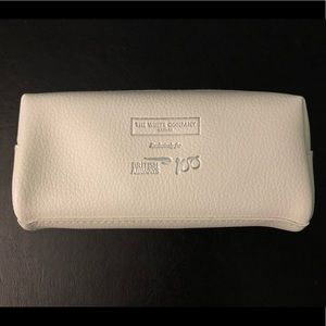 The White Company London small travel pouch